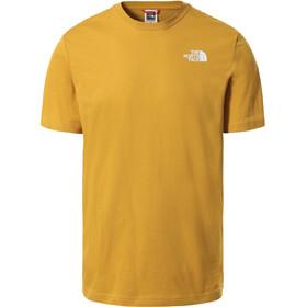 The North Face Redbox Maglietta a maniche corte Uomo, giallo